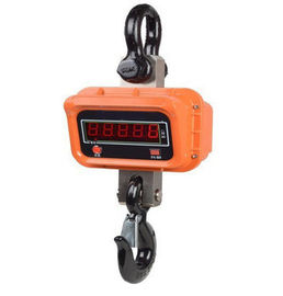 China Multi Function Digital Crane Scale , Wireless Crane Scale Weighing Data Save Protection factory