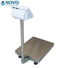 LCD Display Lab Bench Scale , Commercial Bench Scales For Weight Accumulation