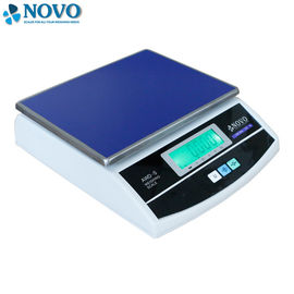Customized Size Digital Weight Checking Machine Blue Color NLP Printer Output