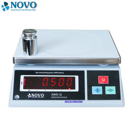 China Simple Counting Digital Weighing Scale Customized Size With RS232 30kg*1g factory