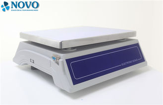 China Rs232 Interface Digital Counting Scale Battery Operated 285*240 Mm Panel Size factory