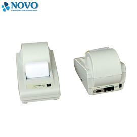 Ribbon Belt Thermal Label Printer , Thermal Address Label Printer Easy Operation