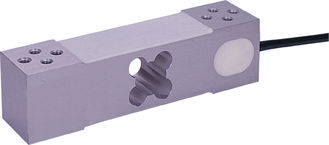 China Single Point Precision Load Cell , Shear Pin Load Cell Economical Off Center Load factory