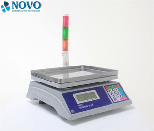 China Portable Electric Weight Machine , Shop Electronic Balance Scale 110V/220V Power factory
