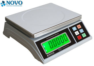 China Portable Shop Commercial Weight Scale , Accurate Weight Scale With Back Light factory