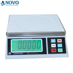 China Lightweight Digital Weighing Scale Logo Branded Customized Capacity Stainless Steel factory