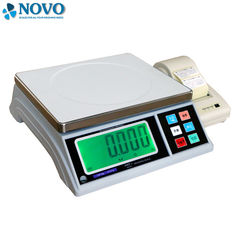 China High Hardness Digital Price Computing Scale RS-232C Printer Connection factory