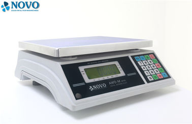 China Color Optional Small Digital Counting Scale NOVO Brand With Different Load Size factory
