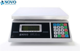 China ABS Plastic Digital Weight Measuring Machine , Paper Counting Scale Durable factory