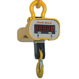 China Large Digital Crane Scale , Electronic Crane Scale Anti Motion Set Function factory