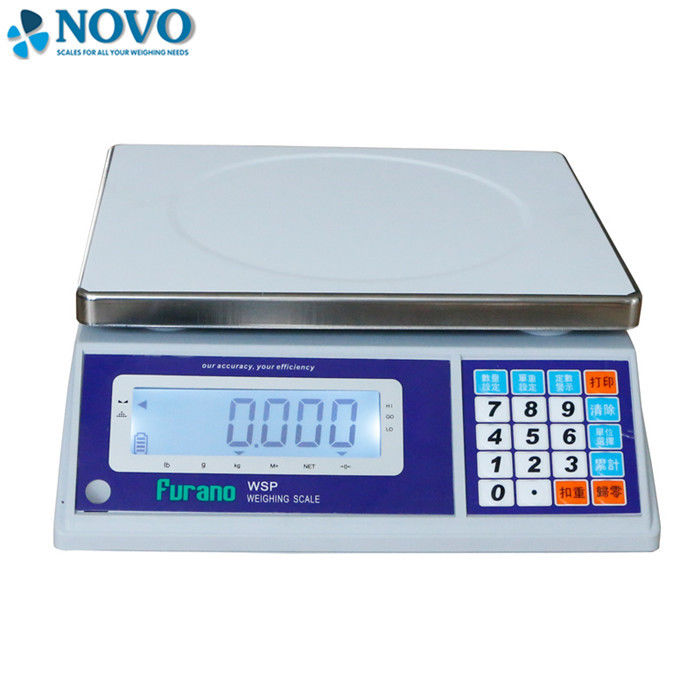 Commercial Electronic Digital Weight Machine Stable Performance High Accuracy