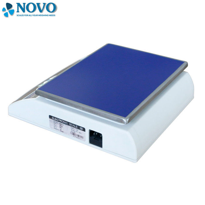 Low Battery Indicator Digital Weighing Scale With 4V Rechargeable Battery