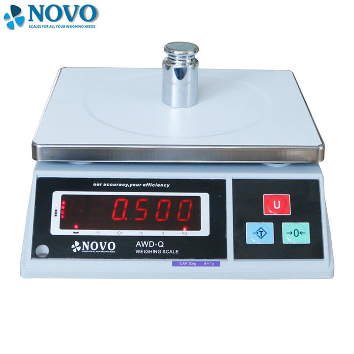 High Precision Electronic Weight Machine Customized Load Capacity CE Approval