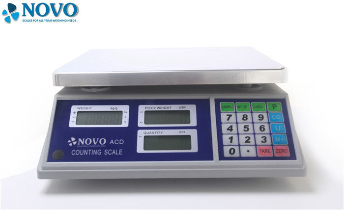 Industry Heavy Duty Weighing Scale , Light Weight Scale For Shop Counting