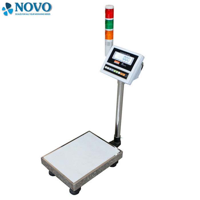 60KG Digital Bench Weighing Scale , Precision Bench Scale Standing Automatic Electronic supplier