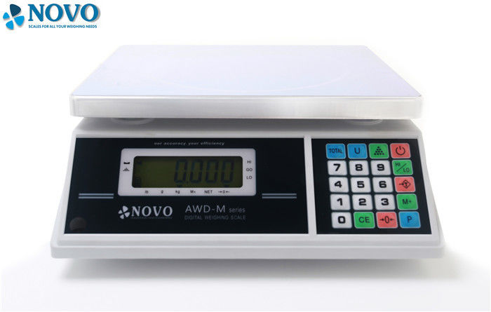 Small electronic weighing balance , led display digital balance scale supplier